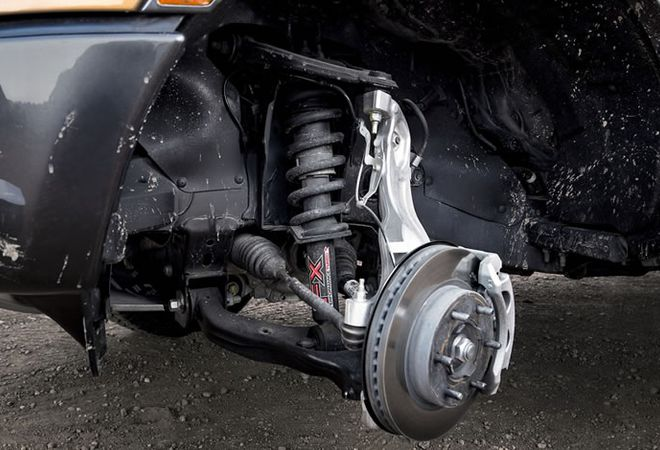 Ford Ranger 2020 НЕЗАВИСИМАЯ ПЕРЕДНЯЯ ПОДВЕСКА A-ARM. Авто Премиум Груп