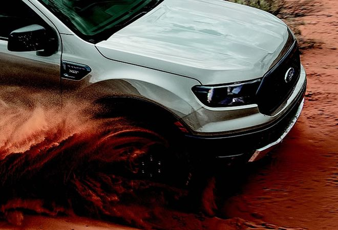 Ford Ranger 2020 Система 4X4 SHIFT-ON-THE-FLY. Авто Премиум Груп
