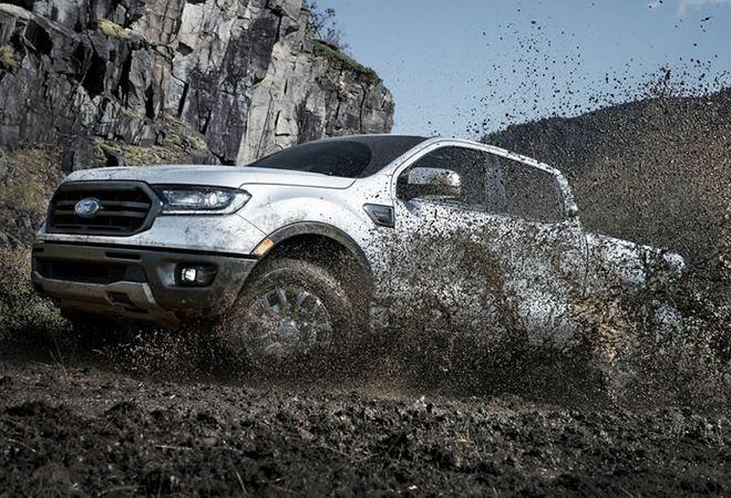Ford Ranger 2020 Система адаптации к дорожным условиям. Авто Премиум Груп