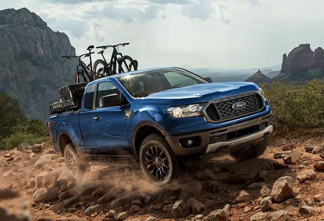 Ford Ranger 2020 Система круиз-контроля для бездорожья. Авто Премиум Груп