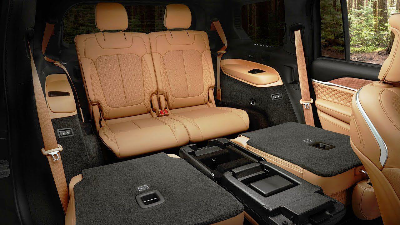 Абсолютно новый трёхрядный Jeep® Grand Cherokee L 2021 года
