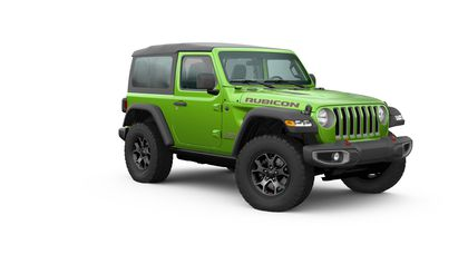 Jeep Wrangler 2020 Rubicon (двухдверная кабина)