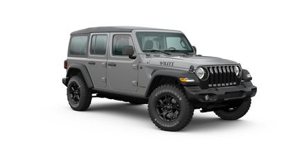 Jeep Wrangler 2020 Willys Sport