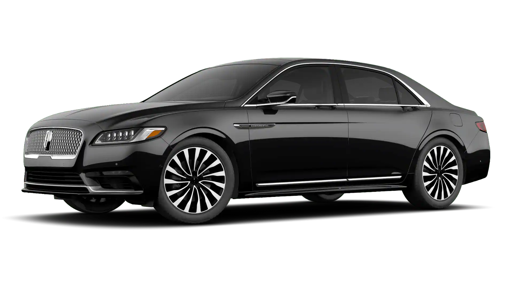 Lincoln Continental 2020 Black Label