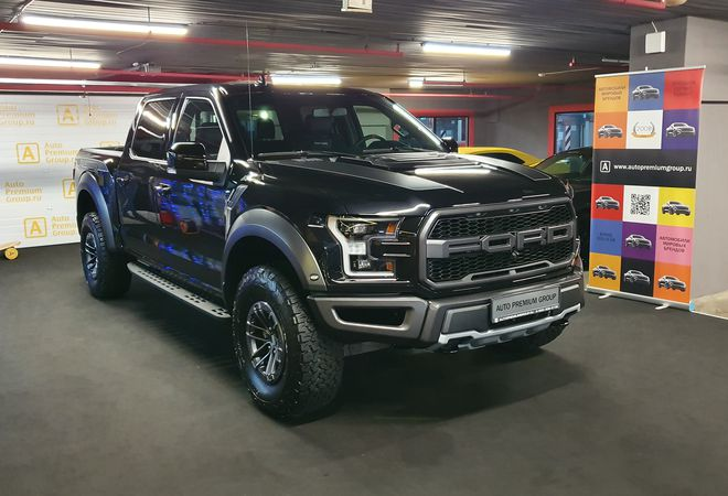 Ford F-150 Raptor 2020 SuperCrew Cab