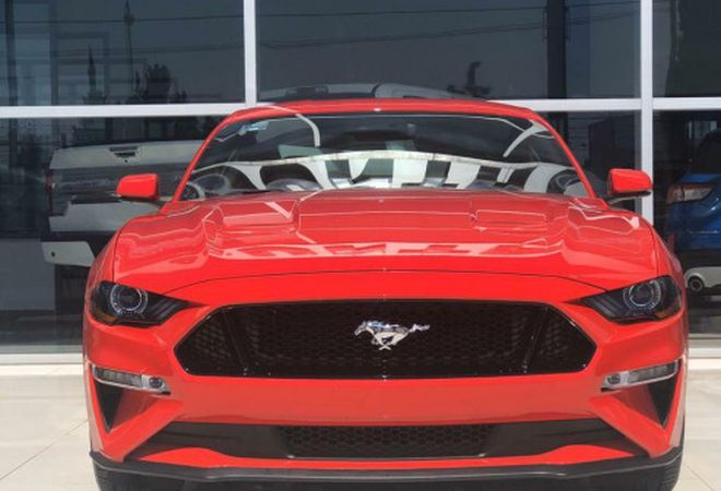 Ford Mustang 2020 GT Premium Fastback