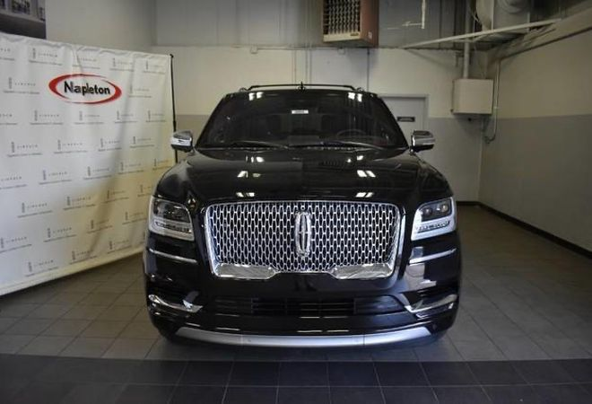 Lincoln Navigator 2020 Black Label L