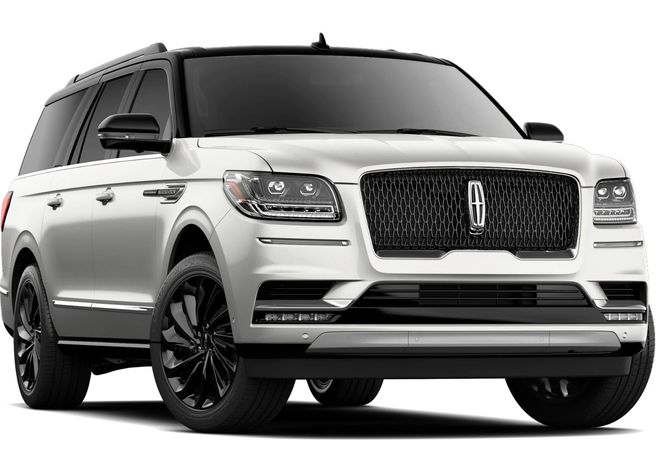Lincoln Navigator 2021 Black Label L