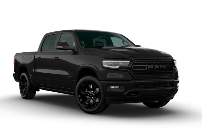RAM 1500 2021 Limited Night Edition