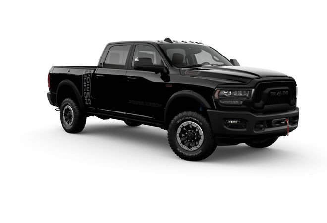 RAM 2500 HD 2021 Power Wagon