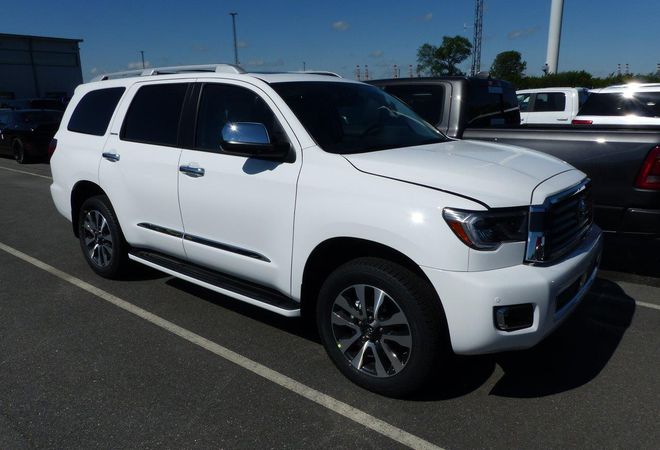 Toyota Sequoia 2019 Limited