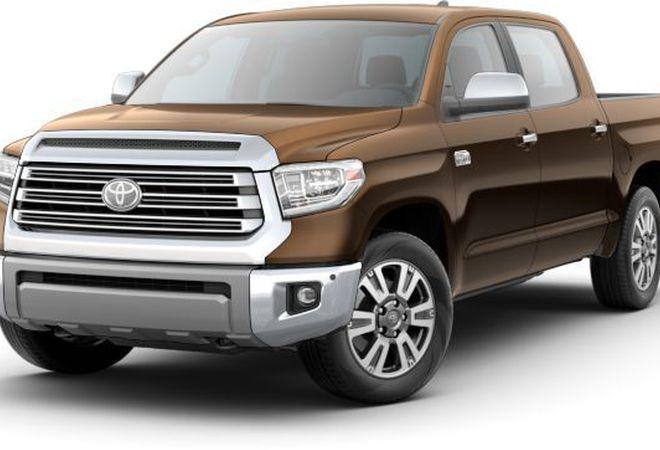 Toyota Tundra 2021 1794 Edition