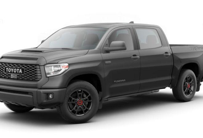 Toyota Tundra 2021 TRD Pro