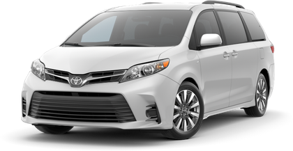 Toyota Sienna 2020 LE