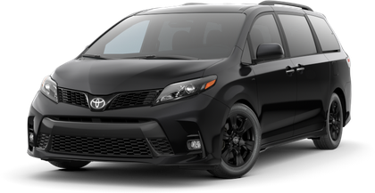 Toyota Sienna 2020 SE Nightshade Edition Package